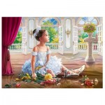Puzzle  Trefl-37351 Little Ballet Dancer