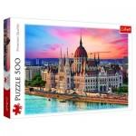 Puzzle  Trefl-37395 Budapest