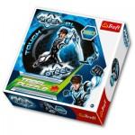 Trefl-39093 Round Puzzle - Max Steel