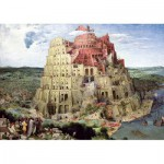Puzzle  Trefl-45001 Brueghel - Babel Tower