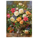 Puzzle  Trefl-45003 Flowers for Queen Elizabeth