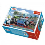 Trefl-54148-19548 Mini Puzzle - Thomas & Friends