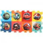 Trefl-60298 Foam Floor Puzzle - Cars