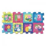 Puzzle  Trefl-60398 Peppa Pig