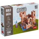 Puzzle  Trefl-60980 Build with Bricks - The Fortress