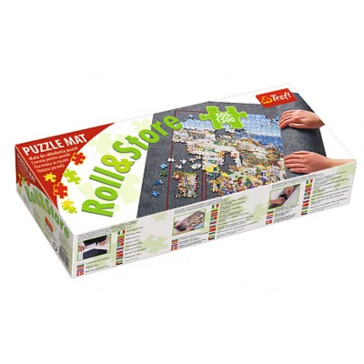 Puzzle Trefl-60985 Roll & Store 500 - 1500 Pieces