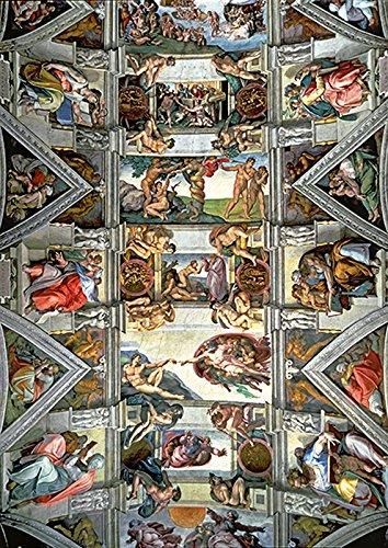 Puzzle Trefl-65000 The Sistine Chapel