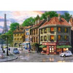 Puzzle  Trefl-65001 Street of Paris
