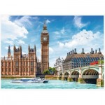Puzzle   Big Ben - London - England