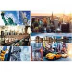Puzzle   Collage - New York