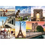 Puzzle   Collage - Paris