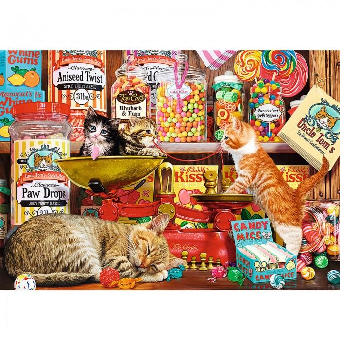 Cute Cats Puzzle 1000 pieces