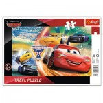 Frame Puzzle - Cars