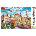 Puzzle   Funny Cities - Rome