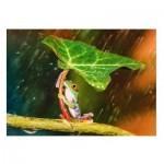 Puzzle   Green Umbrella