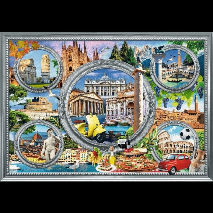 Italian Holidays Puzzle 1000 pieces