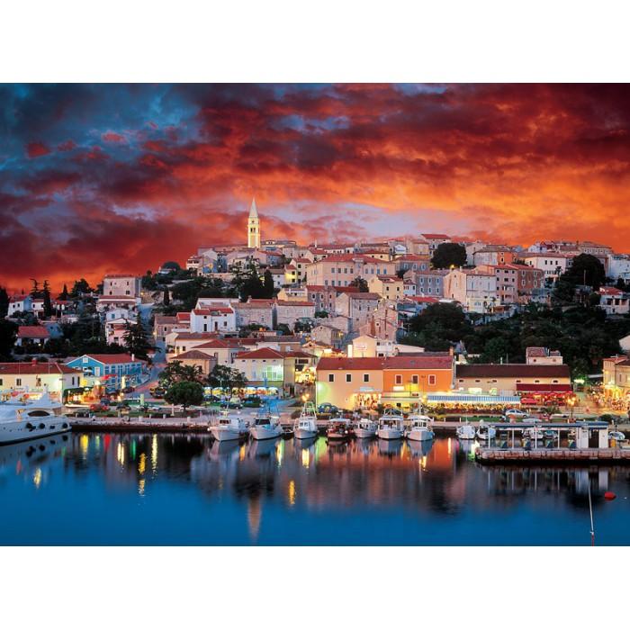 Jigsaw Puzzle - 3000 Pieces - Istria, Croatia 3000 pieces