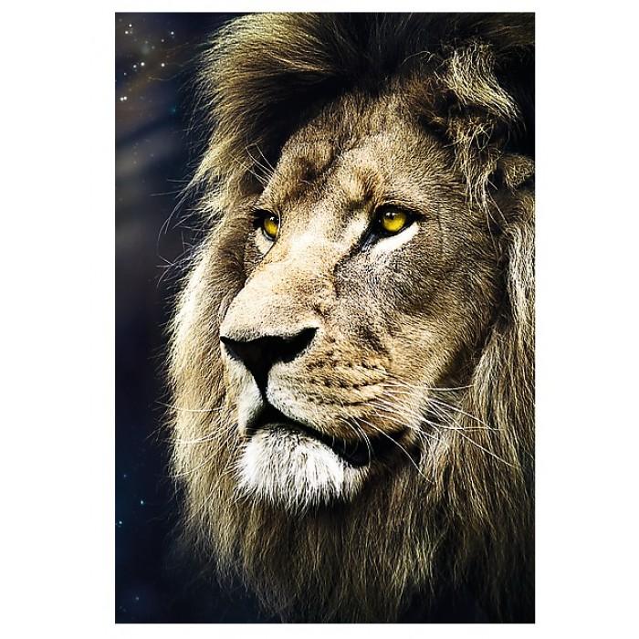 Lion Puzzle 1500 pieces