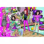Puzzle   Mattel, Barbie