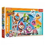 Puzzle   Nickelodeon - Top Wing