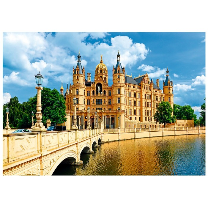 Schwerin Palace Puzzle 1000 pieces