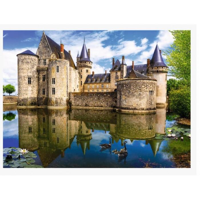 Sully-sur-Loire Castle, France Puzzle 3000 pieces