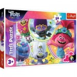 Puzzle   XXL Pieces - Dreamworks - Trolls World Tour