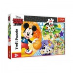 Puzzle   XXL Pieces - Mickey Mouse and Friends