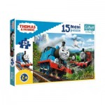 Puzzle   XXL Pieces - Thomas & Friends