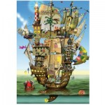 Wentworth-441713 Wooden Puzzle - Colin Thompson - Norah's Ark