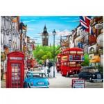 Wentworth-701205 Wooden Puzzle - Whitehall