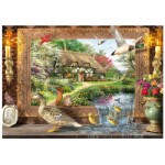 Wentworth-702206 Wooden Puzzle - Still to Life