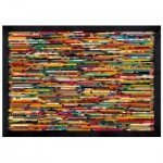 Wentworth-710613 Wooden Puzzle - Pencil Collage