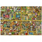 Wentworth-800513 Wooden Puzzle - Colin Thompson - Shelf Life