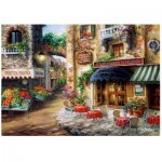 Wentworth-801305 Wooden Puzzle - Buon Appetito