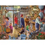 Wentworth-831408 Wooden Puzzle - Hardware Store