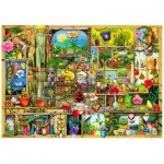 Wooden Puzzle - Colin Thompson - The Gardeners Cupboard