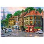 Wooden Puzzle - Dominic Davison - Paris Streets