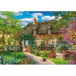Wooden Puzzle - Dominic Davison - The Old Cottage