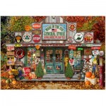 Wooden Puzzle - General Store