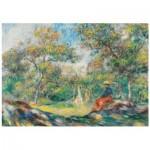 Wooden Puzzle - Pierre Auguste Renoir - Pierre Auguste Renoir