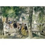 Wooden Puzzle - Renoir - Bath in the Seine