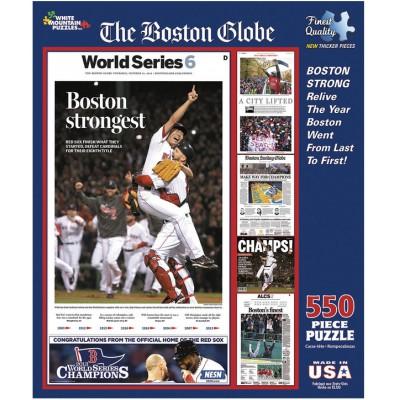 Puzzle White-Mountain-1045 Boston Strongest