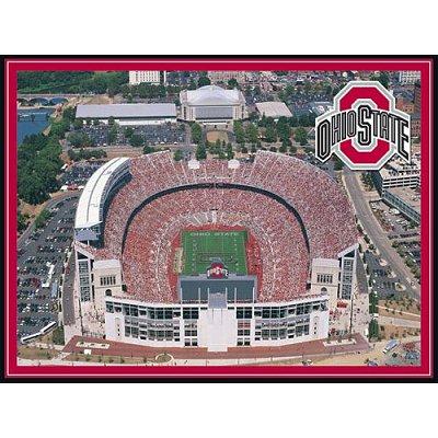 White-Mountain-501 Jigsaw Puzzle - 550 Pieces - Ohio State Stadium, USA