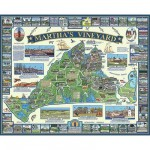 White-Mountain-524 Jigsaw Puzzle - 1000 Pieces - Martha's Vineyard, Massachusetts, USA