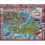 White-Mountain-533 Jigsaw Puzzle - 1000 Pieces - Nantucket, Massachusetts, USA