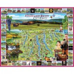 Puzzle  White-Mountain-870