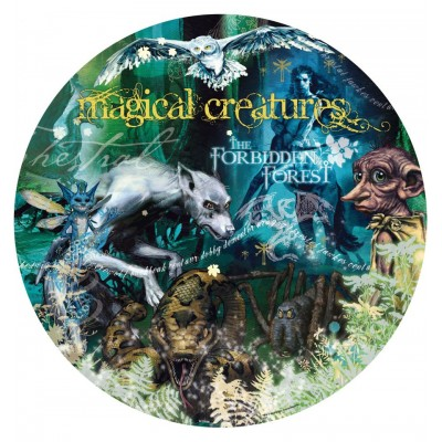 Puzzle Winning-Moves-02473 Harry Potter (TM) - Magical Creatures