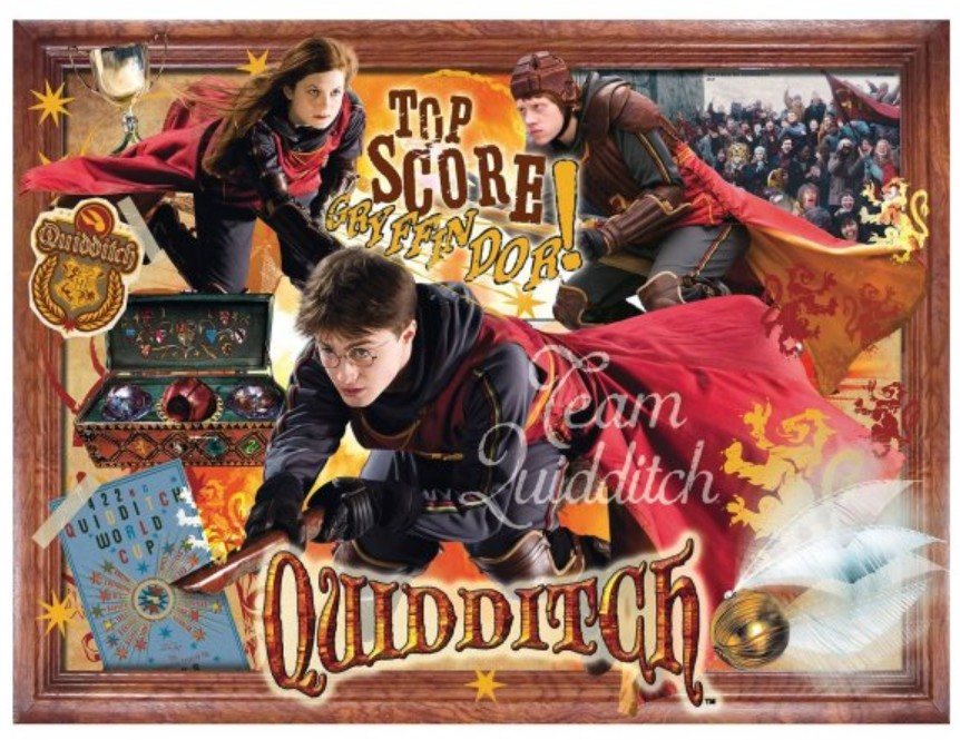 Puzzle Harry Potter (TM) Quidditch