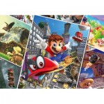 Puzzle   Super Mario Odyssey - World Traveler
